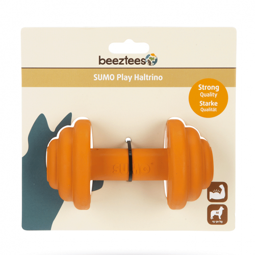 Sumo Play Haltrino Dog Toy