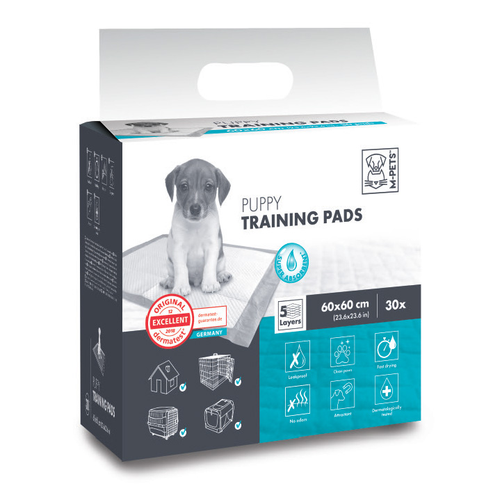 puppy training pads 30s