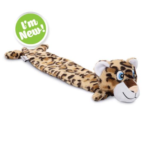 Beeztees Abu Soft Dog Toy