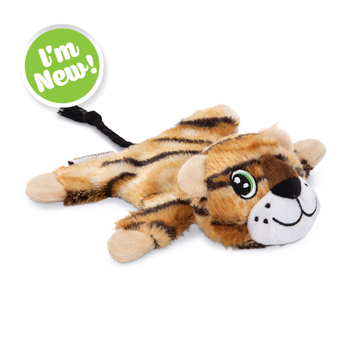 Beeztees Roar Soft Dog Toy