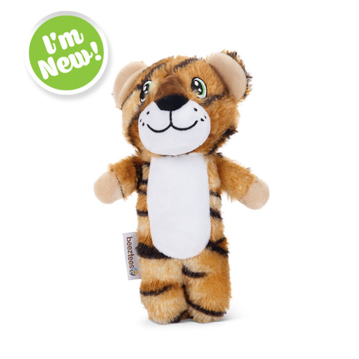Beeztees Monty Soft Dog Toy