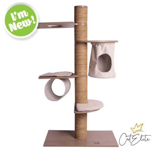 Leonardo Cat Tree - CatElite